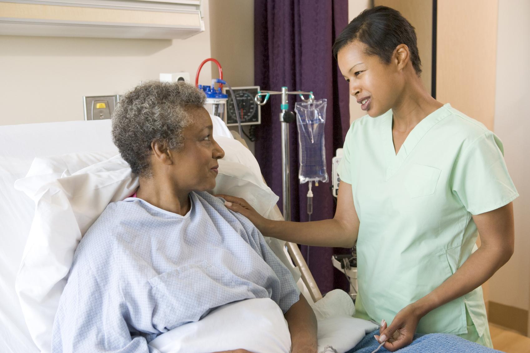 Long Term Care (LTC) at Forum Parkway Health and Rehabilitation nursing home. Providing 24 hour healthcare.